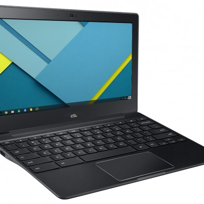 CTL Chromebook for Education Front Side Right